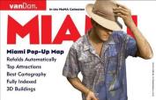 Miami Pop-Up Map by Vandam