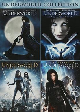Underworld 4-Movie Collection