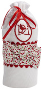 Rosabel Light Collection - Porta Bottles white and red