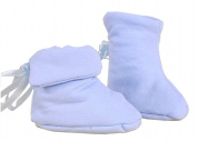 Hosaire 1 Pair Baby Toddler Boys Girls Warm Winter Bowknot Soft Sole Firstwalker Boots Shoes Suitable for 1-3 year olds