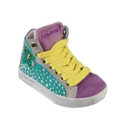 Basketball Lace-Up Zip and Jewels - Baby Girl