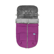 Sack Chair Universal and Bugaboo Eskimo Aubergine BABYCLIC