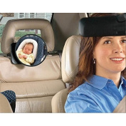 Mirror for Baby Seats and retention Systems Children, to see your baby in the back seat