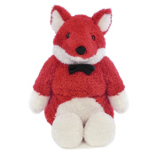 Kids Novelty Soft Padded Fleece Covered Hotwater Bottle - Fox