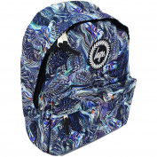 Hype Rucksack Bag / Backpack Waves Multi
