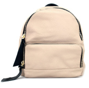 Tom & Eva Women's Backpack Beige Beige