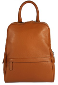 Giostra Women's Backpack Brown cognac