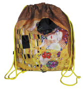 Fridolin Rucksack Klimt Kiss Bag in Bag