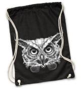 Kane Grey - Owl - Gym Bag