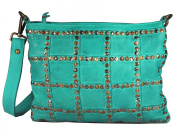 Rodhschild Women's Cross-Body Bag Turquoise TURQUOISE