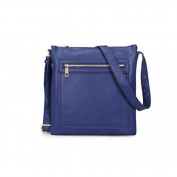 Women Shoulder Bag, Ladies Women's PU Leather Satchel Cross Body Shoulder Messenger Bag Handbag
