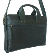 Rowallan Leather Business Shoulder Bag