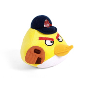 MLB Boston Red Sox Angry Bird Plush Toy, Small, Yellow