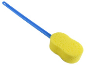 Bath And Scrub Sponges - Long Bath Sponge Contoured