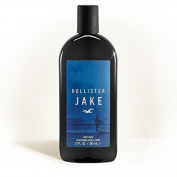 Hollister Co. JAKE FINE BODY WASH Mens Shower Gel 13 Fl Oz / 385 mL