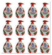 12 x Fresh & Clean Soap liqudo Gel Strawberry & Cherry 300 ml