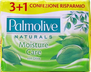 Palmolive Soap Original Moisture Care with Olive 4 Pieces 360 gr