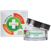 Annabis Cremcann Q10 - 50ml - Skin Cream with Hemp and Coenzyme Q10.