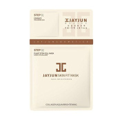 JayJun Skin Fit Aqua Brightening Mask (10 pcs) - Korea Importd by JayJun