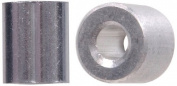 The Hillman Group 2164170cm Cable Ferrule and Stop Set, Aluminium by The Hillman Group