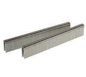 Senco L10BABN 18 Gauge by 0.6cm Crown by 1.6cm Electro Galvanised Staples (5,000 per box) by Senco