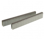 Senco L10BABN 18 Gauge by 0.6cm Crown by 1.6cm Electro Galvanised Staples (5,000 per box) by Senco