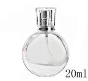 20ml Refillable Clear Glass Spray Perfume Bottle Empty Atomizer Bottle
