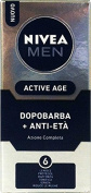 12 x NIVEA FOR MEN Aftershave Balm 2 in1 antietà Active Age 75 ml