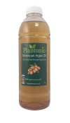 100% Pure Moroccan Argan Oil, Organic, Cold Pressed - 1 Litre