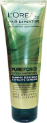 6 x Hair Expertise Shampoo pureforce Rinforzante C. Fragile 250 ml