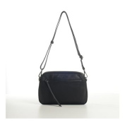 Walker Horizontal Amandine Lancaster - Black Bag