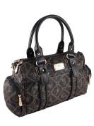 Giulia Pieralli Women's Top-Handle Bag multi-coloured black