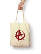 Anarchy - Canvas Tote Bag