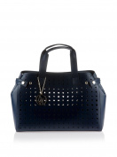 Armani Women's Bolso Shopping Perforado Ecopi Clutch