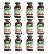 12 x Ancient Herbal Shampoo seboregolante Nettle Stings 250 ml