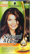 Natural & Easy Shampoo Dye Brown Red n.576