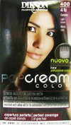 6 x Pop Cream Brown Cream Dye 400 - 4 N