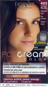 6 x Pop Cream Colour Cream Dye Dark Chocolate 403 - 4 Col
