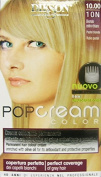 6 x Pop Cream Colour Cream Dye Lightest Blonde 10.00 - 10 N