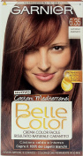 6 x Belle Colour CR.Col.Mediterranean Amber Brown 6.35