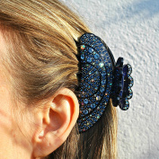 Rhinestone Hair Clip Crystal Hairclip Diamante Hair Claw Clip Crystal Hair Clip Wedding Hair Clip Hair Grip Hair Accessory Hair Jewellery Hair Jewellery