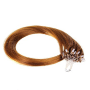 Just Beautiful Hair and Cosmetics Remy Micro Loop Hair Extensions 1g 45 cm