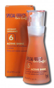 BES, Hair Graffiti 6 Active Shine Volume and Lucent. 50 ml