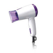 Convenient travel hair dryer Small power mini lovely creative folding hair dryer hot wind machine dorm hair dryer
