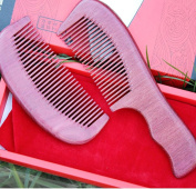 F & HY & L Manual of high-grade natural rosewood quality static wooden comb