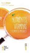 Nutrientes, Vitaminas y Minerales [Spanish]