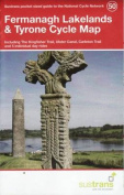 Fermanagh Lakelands & Tyrone Cycle Map 50