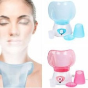 FiNeWaY@ NEW MODEL SPA PORES STEAM SPRAYER SKIN SAUNA BEAUTY FACIAL FACE MIST THERMAL STEAMER CLEAN