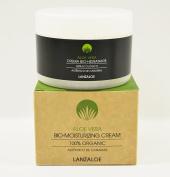 Lanzaloe Bio-moisturising Aloe Vera organic cream 200ml