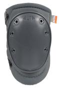 ALTA 50403.50 AltaFLEX Knee Protector Pad, Grey Cordura Nylon Fabric, AltaLOK Fastening, Hard Cap, Long, Grey